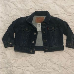 Levi's Baby Jacket 0-6m